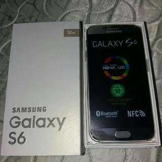Samsung galaxy s6 new and original