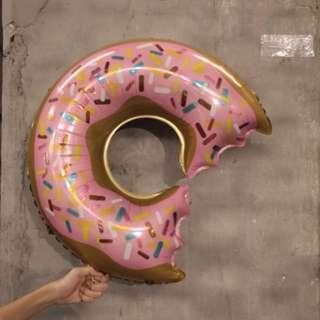 Doughnut Foil Balloon