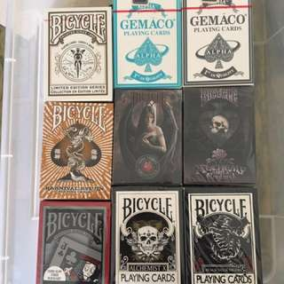 Bicycle Collectables Poker Cards (1)