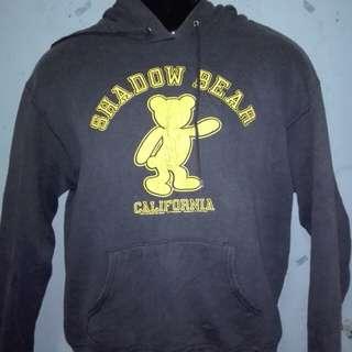 Hoodie shadow bear vintage