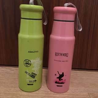 Dubblin My Tube Steel Vacuum Insulated Water bottle 700ml Hot and Cold