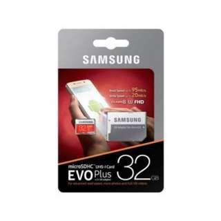 Samsung MicroSDHC EVO Plus 32GB