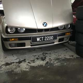 E30 immaculate condition 2.5 auto