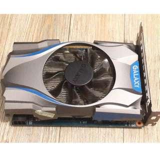影馳 GTX 650 DDR5 1GB /ASUS MSI 技嘉 1050 1060 750TI