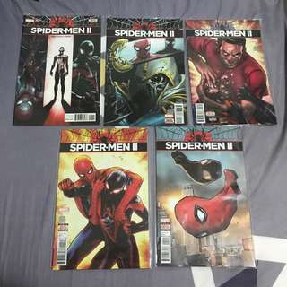 Marvel Comics spider-men II