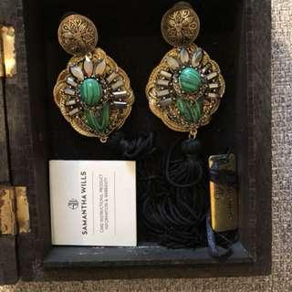 Samantha Wills Hand Over Love Earrings