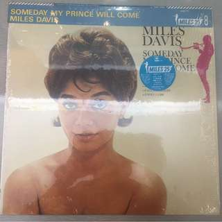 Miles Davis Sextet ‎– Someday My Prince Will Come, Japan Press Vinyl LP, CBS/Sony ‎– 18AP 2058, 1981, with OBI