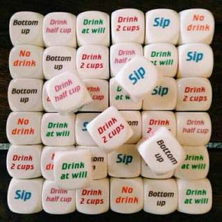 Funny Dice ,Game Dice Decider
