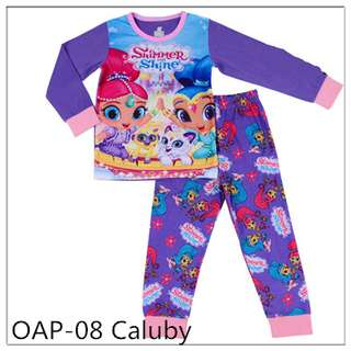Shimmer and Shine Pajamas OAP-08