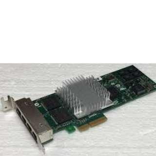 Hp Low Profile Quad Port Gigabit Server Adapter 436431-001