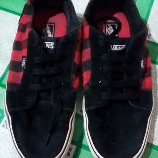 Vans Shoes Suede Type