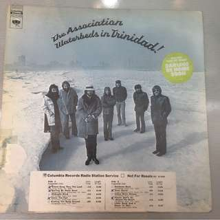 Association ‎– Waterbeds In Trinidad!, Vinyl LP, Promo Copy, Columbia ‎– KC 31348, 1972, USA