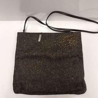 Bottega Veneta Wool Clutch bag