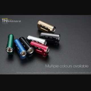 (360 Lumens) Nitecore Tini Keychain Light - USB Rechargeable