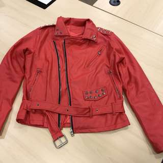 Jacket - Red Hot