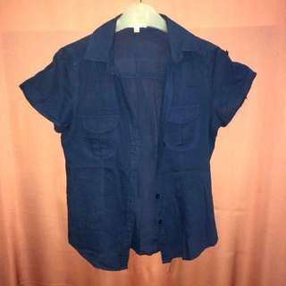 Kemeja biru / shirt