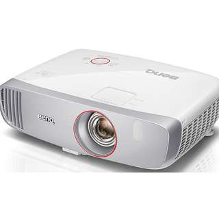 BenQ W1210ST 1080p Video Gaming CineHome Projector