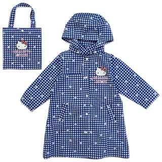 Japan Sanrio Hello Kitty Kids Raincoat (Navy)