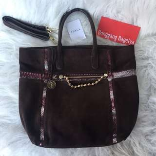 Furla Top Handle Bag