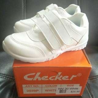 WTS: BNIB Checker White School Shoes