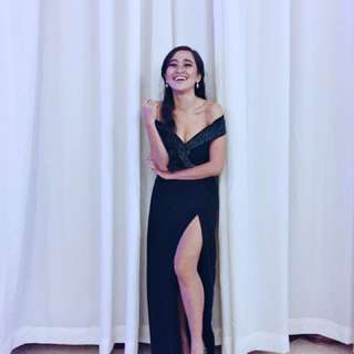 Black Gown (for rent)