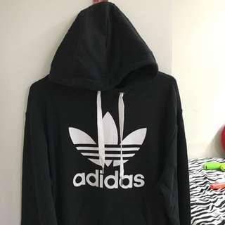 Adidas Long Hoodie