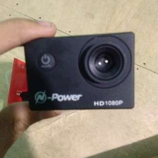 N-Power Action Camera
