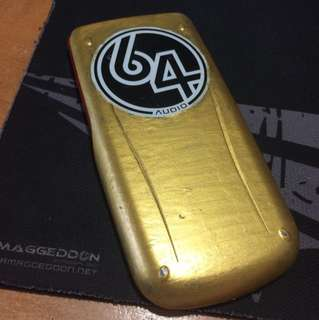 Casio fx case GoldXRed