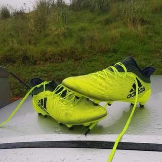 Adidas X 17.1 size 10