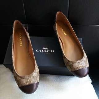 Coach New Flat Shoes