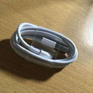 Original unused iPhone lightning cable