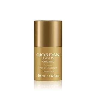 Giordani Gold Originale Perfumed Roll-On Deodorant - Oriflame