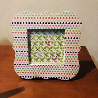 Regalong Pambahay Colorful Picture Frame
