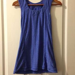 Lululemon Dash Tank- CAN 6