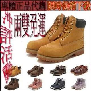 全新正品Timberland 代購男鞋女鞋高幫10061男靴添柏嵐馬丁靴歐美街頭踢不爛加絨保暖鞋防水雨靴
