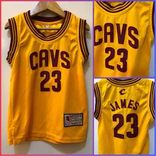 Lebron James Cavs Jersey (for 1y/o)