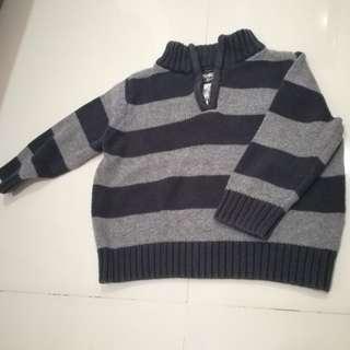 Preloved Oshkosh boy's sweater