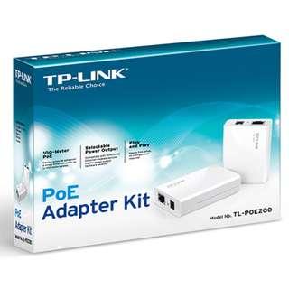TP Link POE Kit TL-POE200