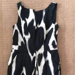 Barkins corporate dress Office size 8 good condition