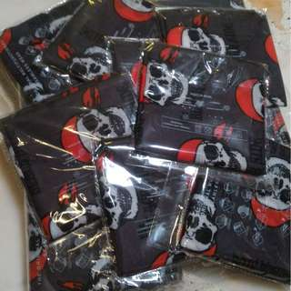 $2 per pc !! 3pcs mix and match free mail !! Brand New Harley Davidson skull pirate ship riding and camos assorted designs SOC STAR SOF Multi Purposes head socks Bandana sleeves