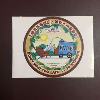 迪士尼貼紙 Disney stickers 交換