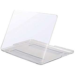 "macbook 13"" pro retina transparent crystal case"