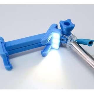 🚚 (二)CHIEF' 可折疊線控迷你筆式線控自拍神器 自拍棒 自拍桿 自拍器 自拍神棒 自拍神桿 伸縮桿