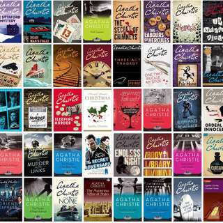 Agatha Christie Ebooks