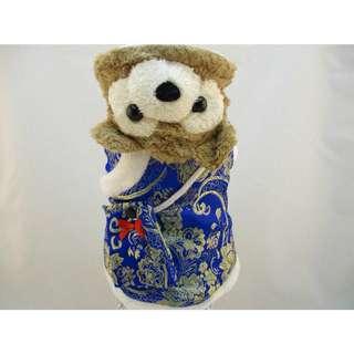 寵物達菲熊過年衣✨