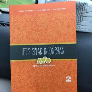 Let's Speak Bahasa 2