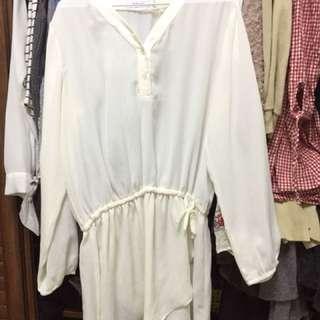 STAR MIMI雪紡洋裝