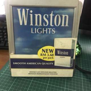 Winston lights display