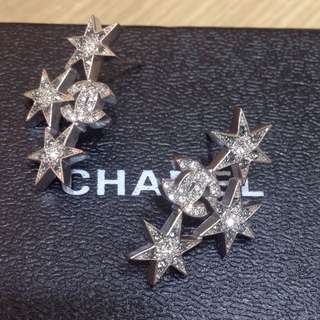 Authenthic Chanel earrings
