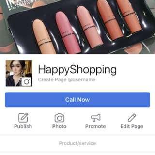 follow my page